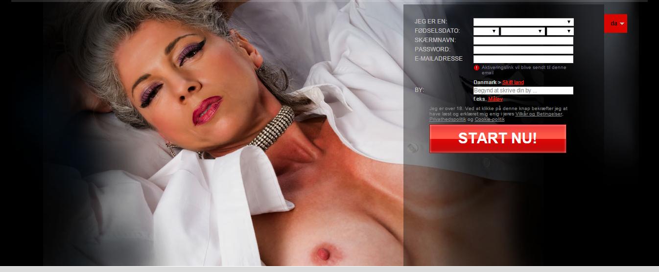 SexyCougar.dk – Fræk cougar dating