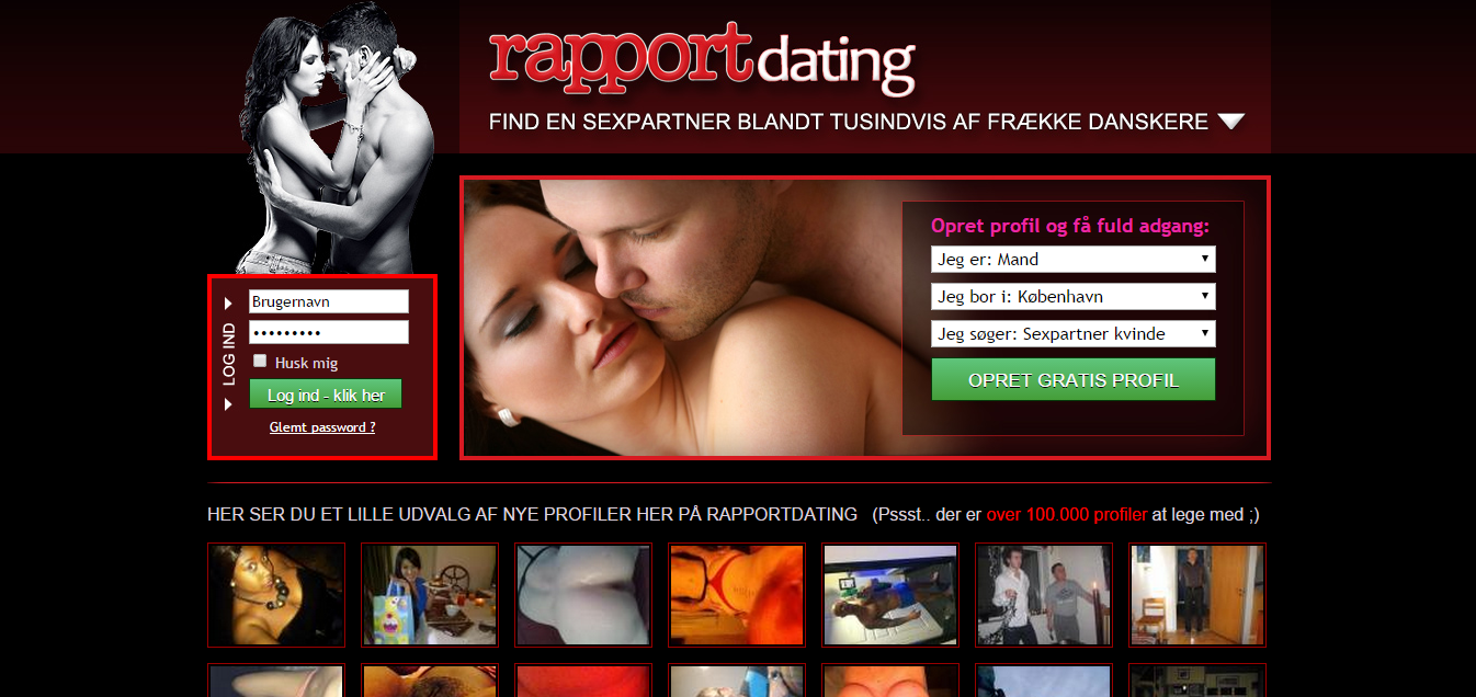RapportDating.dk